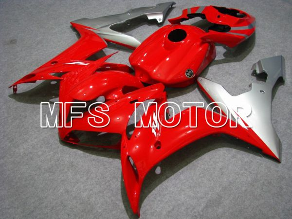 Yamaha YZF-R1 2004-2006 Injection ABS Fairing - Factory Style - Red - MFS4994