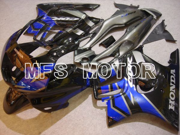 Honda CBR600 F3 1997-1998 Injection ABS Fairing - Factory Style - Black Blue - MFS4997
