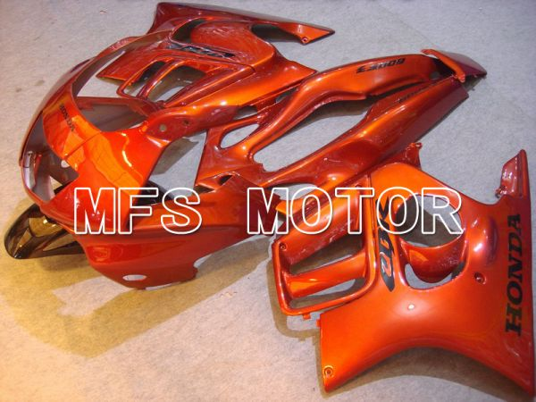 Honda CBR600 F3 1997-1998 Injection ABS Fairing - Factory Style - Orange - MFS5001