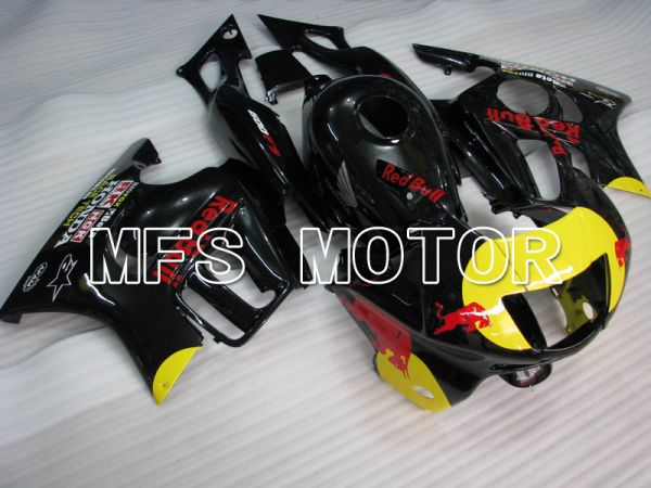 Honda CBR600 F3 1997-1998 Injection ABS Fairing - Red Bull - Black Yellow - MFS5007