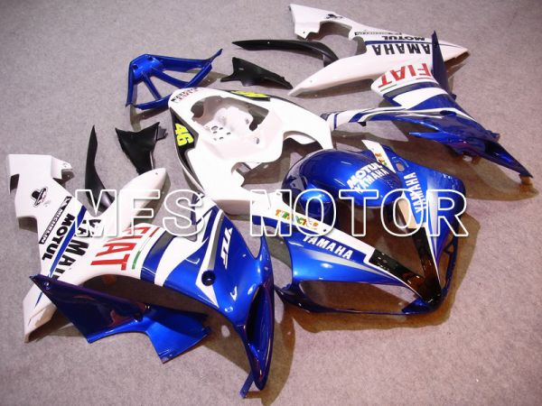 Yamaha YZF-R1 2004-2006 Injection ABS Fairing - FIAT - Blue White - MFS5008