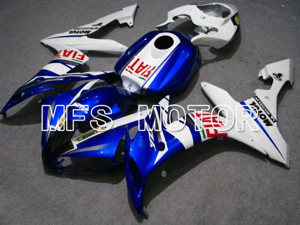 Yamaha YZF-R1 2004-2006 Injection ABS Fairing - FIAT - Blue White - MFS5009