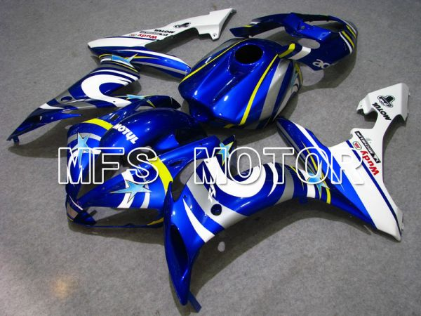 Yamaha YZF-R1 2004-2006 Injection ABS Fairing - FIAT - Blue White - MFS5010