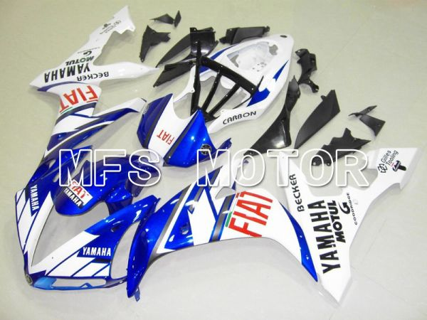 Yamaha YZF-R1 2004-2006 Injection ABS Fairing - FIAT - Blue White - MFS5013