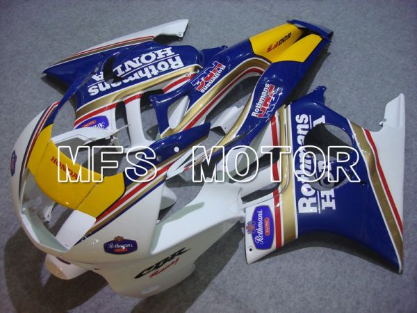 Honda CBR600 F3 1997-1998 Injection ABS Fairing - Rothmans - Blue White - MFS5025