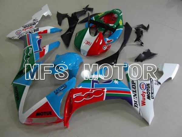 Yamaha YZF-R1 2004-2006 Injection ABS Fairing - FIAT - Blue Green Red White - MFS5030