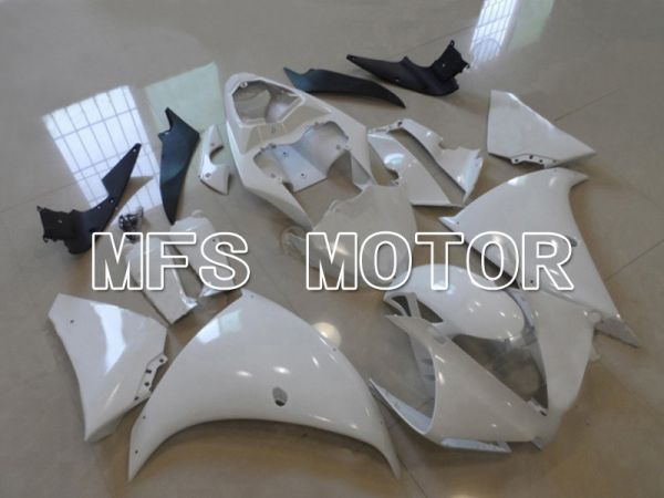Yamaha YZF-R1 2009-2011 Injection ABS Fairing - Factory Style - White - MFS5095
