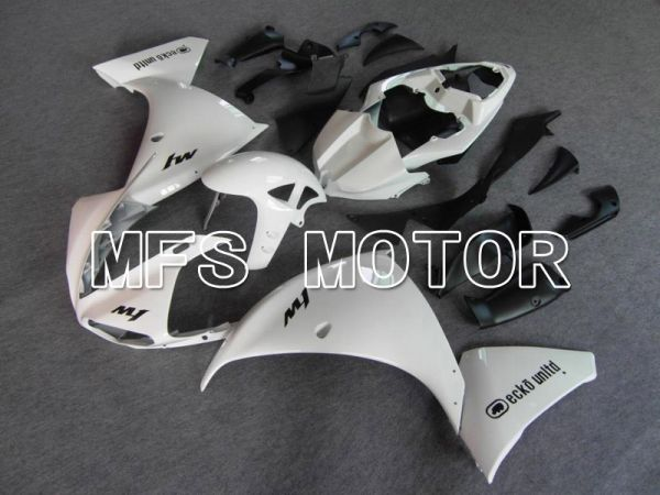 Yamaha YZF-R1 2009-2011 Injection ABS Fairing - Factory Style - White - MFS5096