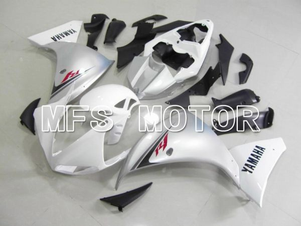 Yamaha YZF-R1 2009-2011 Injection ABS Fairing - Factory Style - White - MFS5097