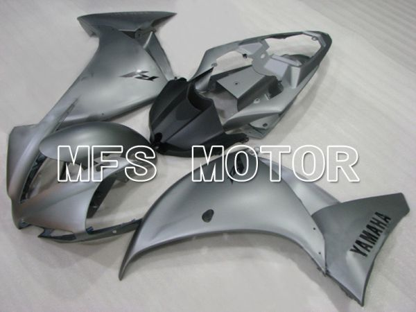 Yamaha YZF-R1 2009-2011 Injection ABS Fairing - Factory Style - Gray Matte - MFS5112
