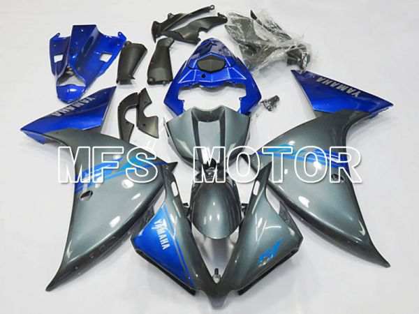 Yamaha YZF-R1 2009-2011 Injection ABS Fairing - Factory Style - Gray Blue - MFS5116