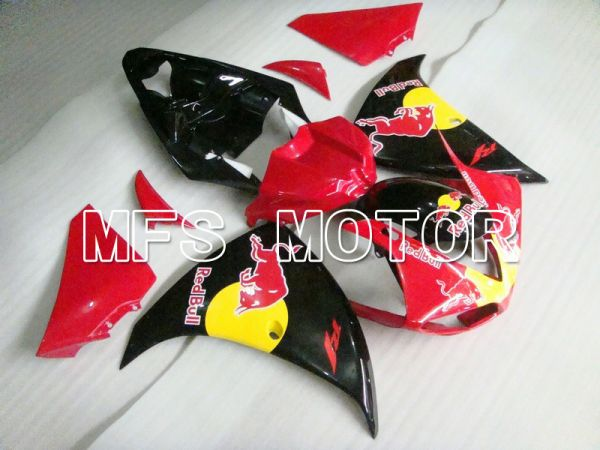 Yamaha YZF-R1 2009-2011 Injection ABS Fairing - Red Bull - Black Red - MFS5140