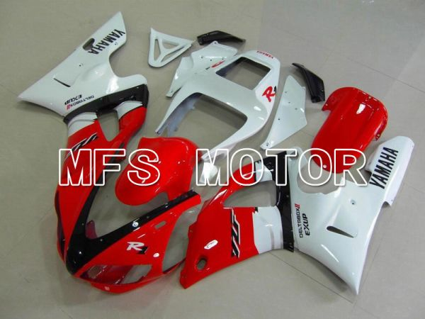Yamaha YZF-R1 1998-1999 Injection ABS Fairing - Factory Style - Red White - MFS5142