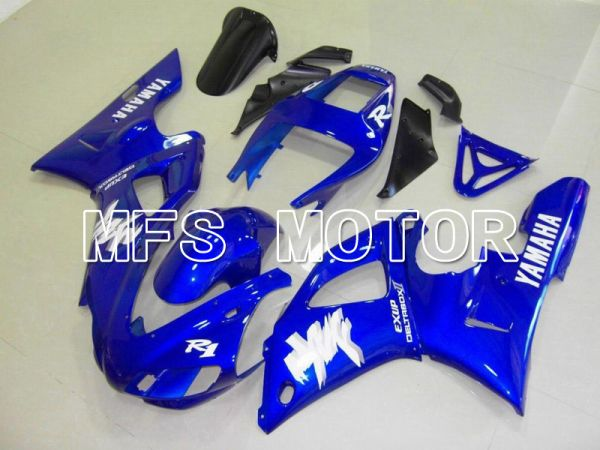 Yamaha YZF-R1 1998-1999 Injection ABS Fairing - Factory Style - Blue White - MFS5147