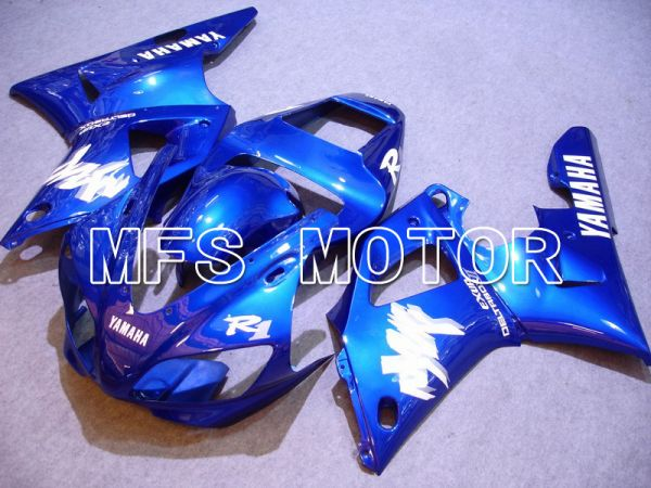 Yamaha YZF-R1 1998-1999 Injection ABS Fairing - Factory Style - Blue White - MFS5148