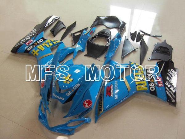 Suzuki GSXR600 GSXR750 2011-2016 Injection ABS Fairing - Rizla+ - Blue - MFS5161