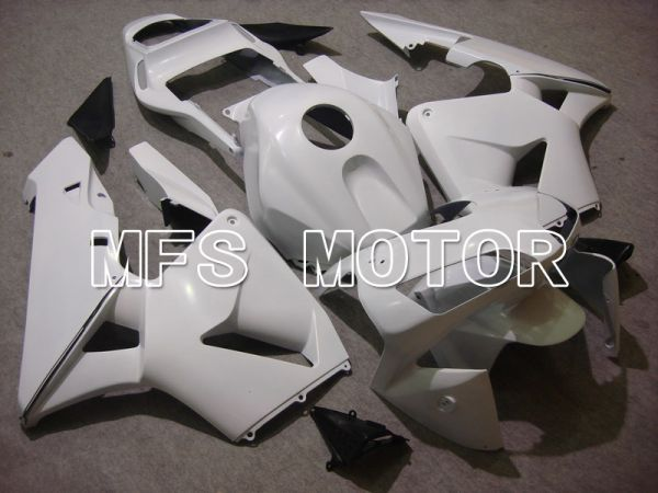 Honda CBR600RR 2003-2004 Injection ABS Fairing - Factory Style - White - MFS5172