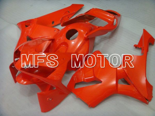 Honda CBR600RR 2003-2004 ABS Injection Fairing - Factory Style - Red - MFS5174