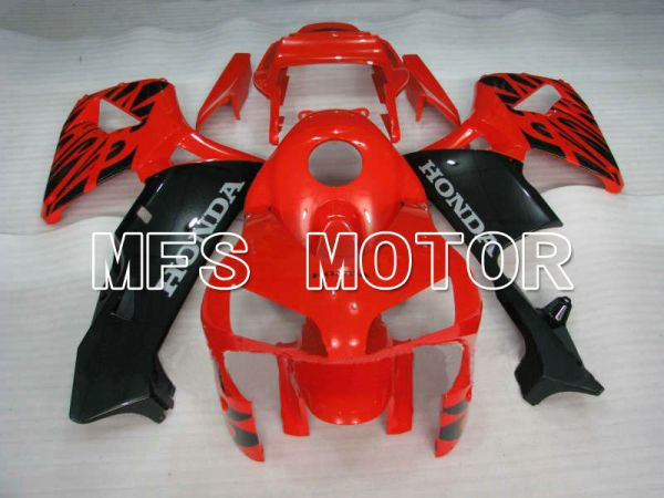 Honda CBR600RR 2003-2004 ABS Injection Fairing - Others - Red Black - MFS5185