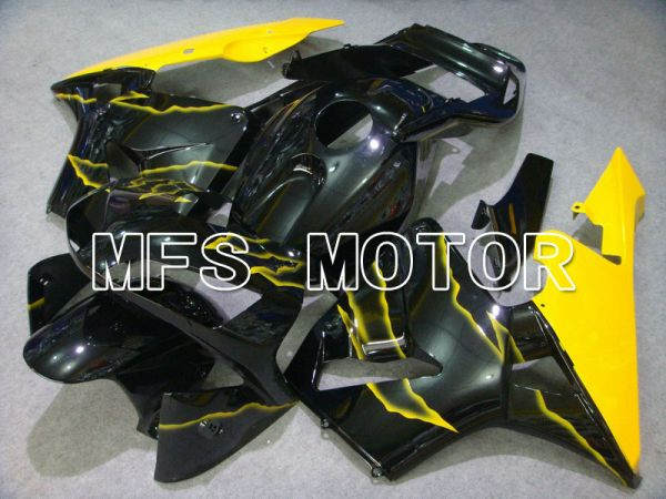 Honda CBR600RR 2003-2004 ABS Injection Fairing - Others - Yellow Black - MFS5188
