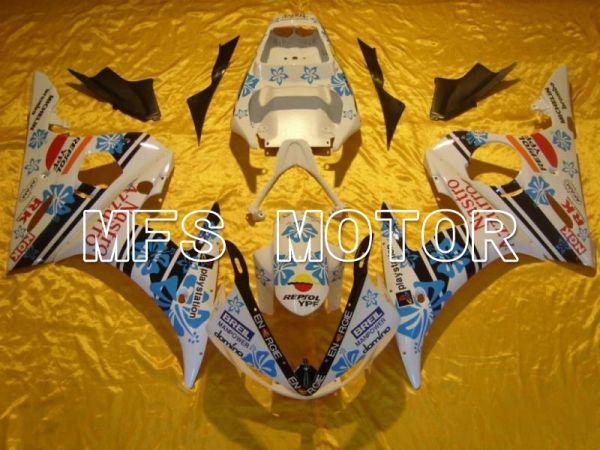 Suzuki GSXR750 1996-1999 ABS Fairing - Corona - Blue White - MFS6888