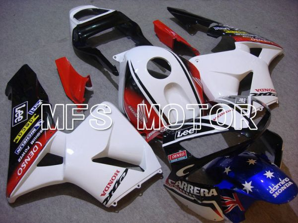 Honda CBR600RR 2003-2004 Injection ABS Fairing - Others - White Black Red - MFS5241