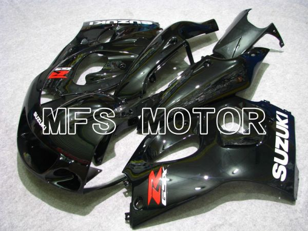 Suzuki GSXR600 1997-2000 ABS Fairing - Factory Style - Black - MFS5245