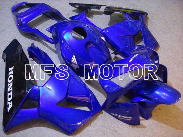 Honda CBR600RR 2003-2004 Injection ABS Fairing - Factory Style - Blue Black - MFS5285