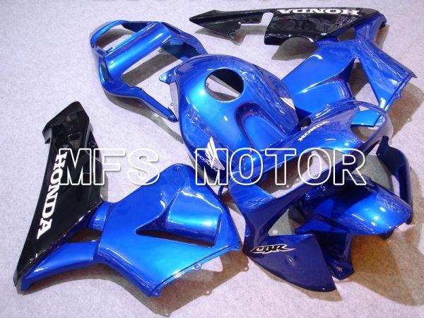 Honda CBR600RR 2003-2004 Injection ABS Fairing - Factory Style - Blue Black - MFS5286