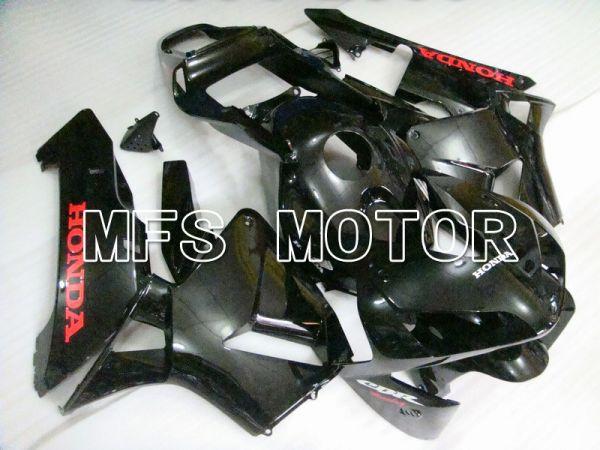 Honda CBR600RR 2003-2004 ABS Injection Fairing - Factory Style - Black - MFS5313