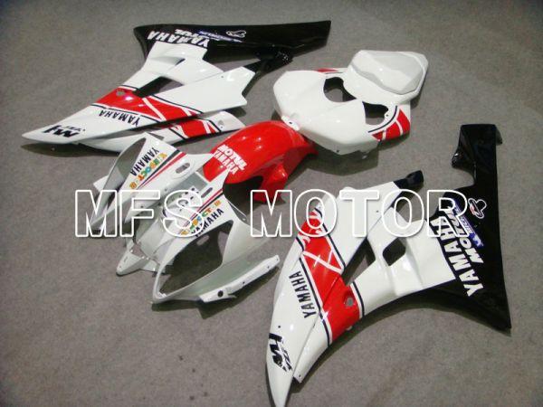 Yamaha YZF-R6 2006-2007 Injection ABS Fairing - MOTUL - Red Black - MFS5316