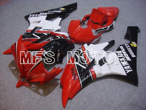 Yamaha YZF-R6 2006-2007 Injection ABS Fairing - MOTUL - Red Black - MFS5317