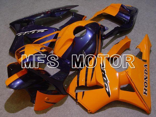 Honda CBR600RR 2003-2004 ABS Injection Fairing - Factory Style - Blue Orange - MFS5327