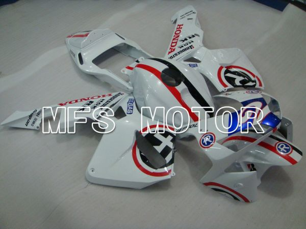 Honda CBR600RR 2003-2004 Injection ABS Fairing - Others - White - MFS5335