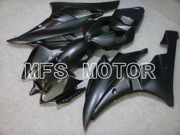 Yamaha YZF-R6 2006-2007 Injection ABS Fairing - Factory Style - Black Matte - MFS5341