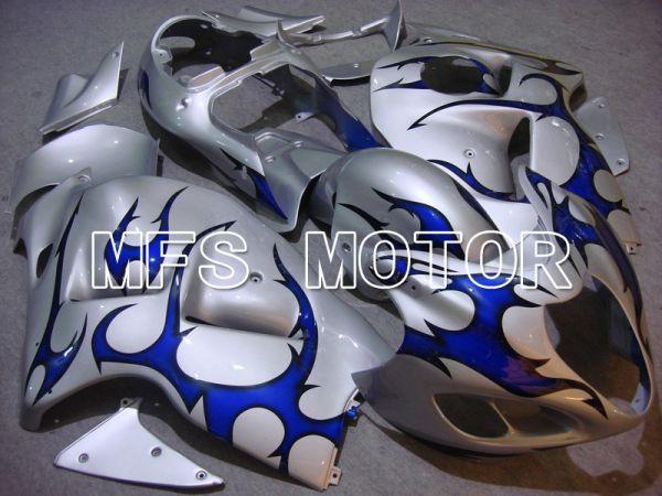 Suzuki GSXR1300 Hayabusa 1999-2007 Injection ABS Fairing - Others - Silver Blue - MFS5346