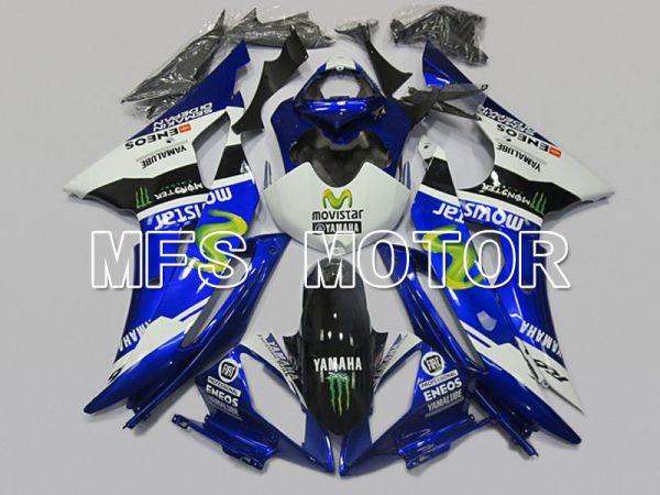 Yamaha YZF-R6 2008-2016 Injection ABS Fairing - Monster - Blue Black - MFS5350