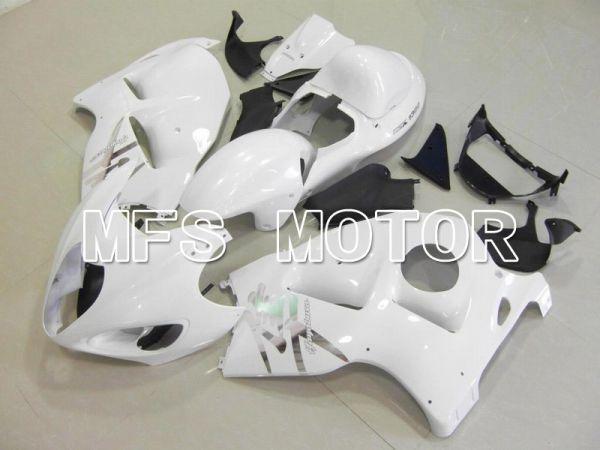 Suzuki GSXR1300 Hayabusa 1999-2007 Injection ABS Fairing - Factory Style - White - MFS5359
