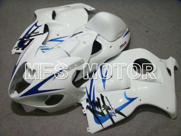 Suzuki GSXR1300 Hayabusa 1999-2007 Injection ABS Fairing - Factory Style - White - MFS5361