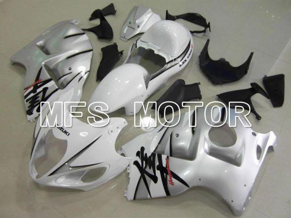Suzuki GSXR1300 Hayabusa 1999-2007 Injection ABS Fairing - Factory Style - White Silver - MFS5362