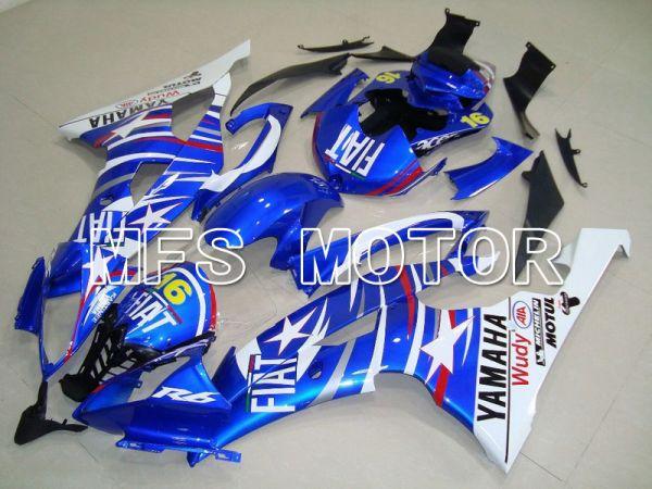 Yamaha YZF-R6 2008-2016 Injection ABS Fairing - FIAT - Blue - MFS5366