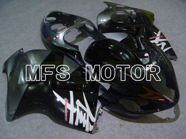 Suzuki GSXR1300 Hayabusa 1999-2007 Injection ABS Fairing - Factory Style - Black Gray - MFS5375