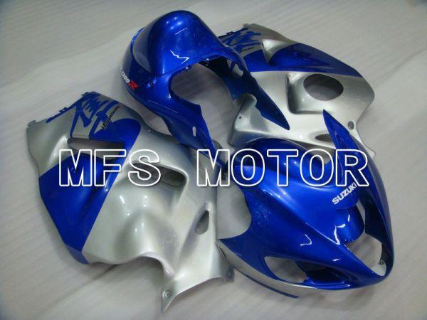 Suzuki GSXR1300 Hayabusa 1999-2007 Injection ABS Fairing - Factory Style - Blue Silver - MFS5383
