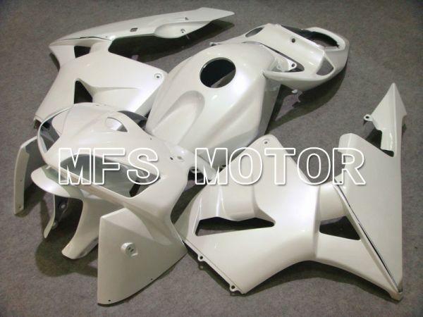 Honda CBR600RR 2005-2006 Injection ABS Fairing - Factory Style - White - MFS5402