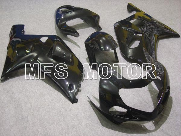 Suzuki GSXR1000 2000-2002 Injection ABS Fairing - Factory Style - Black - MFS5406