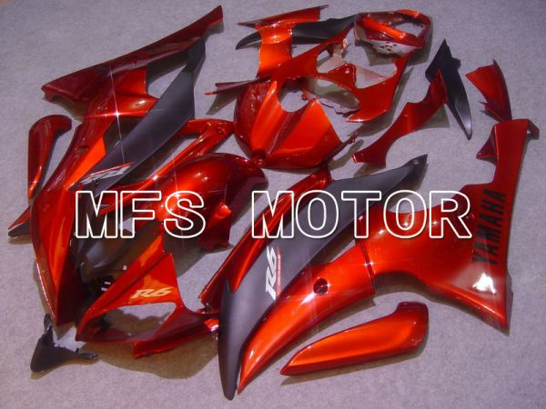 Yamaha YZF-R6 2008-2016 Injection ABS Fairing - Factory Style - Red - MFS5415