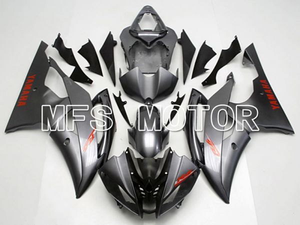 Yamaha YZF-R6 2008-2016 Injection ABS Fairing - Factory Style - Matte Gray - MFS5416