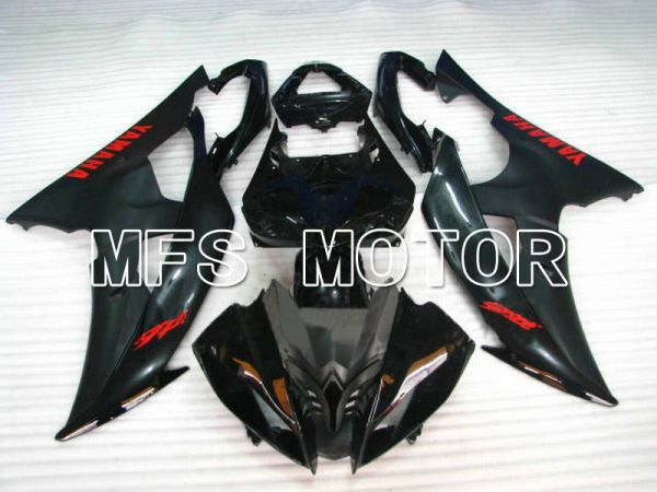 Yamaha YZF-R6 2008-2016 Injection ABS Fairing - Factory Style - Black Matte - MFS5417