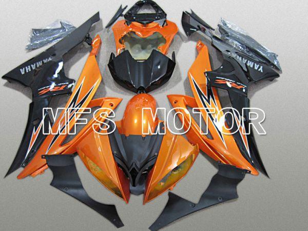 Yamaha YZF-R6 2008-2016 Injection ABS Fairing - Factory Style - Orange - MFS5419