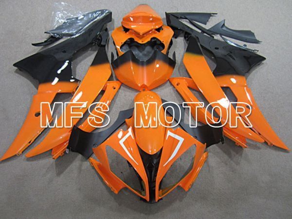 Yamaha YZF-R6 2008-2016 Injection ABS Fairing - Factory Style - Orange - MFS5420
